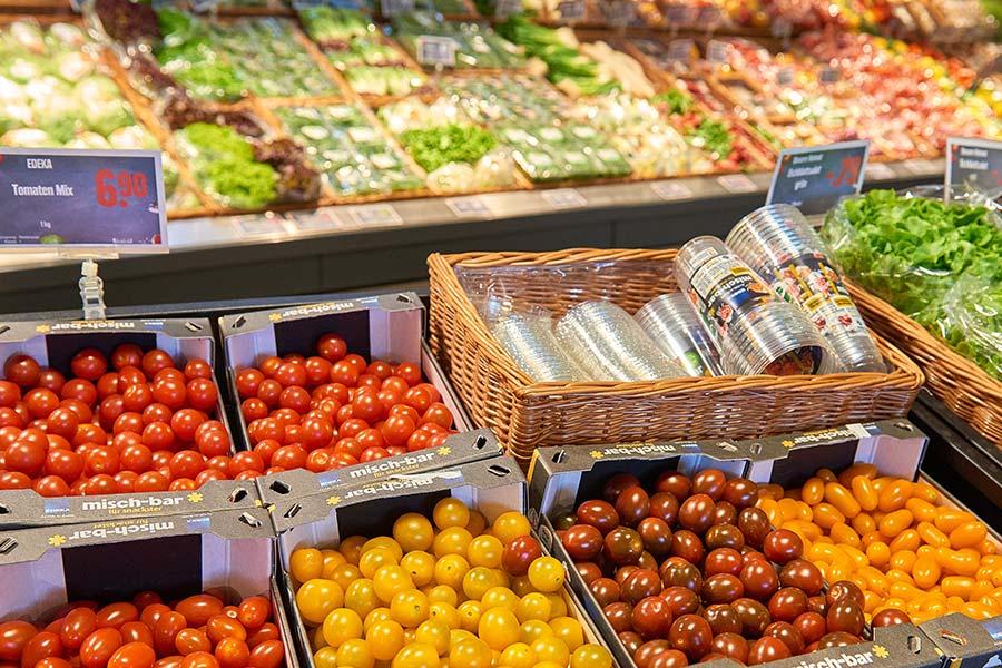 Obst und Gemüse bei EDEKA in Haiger