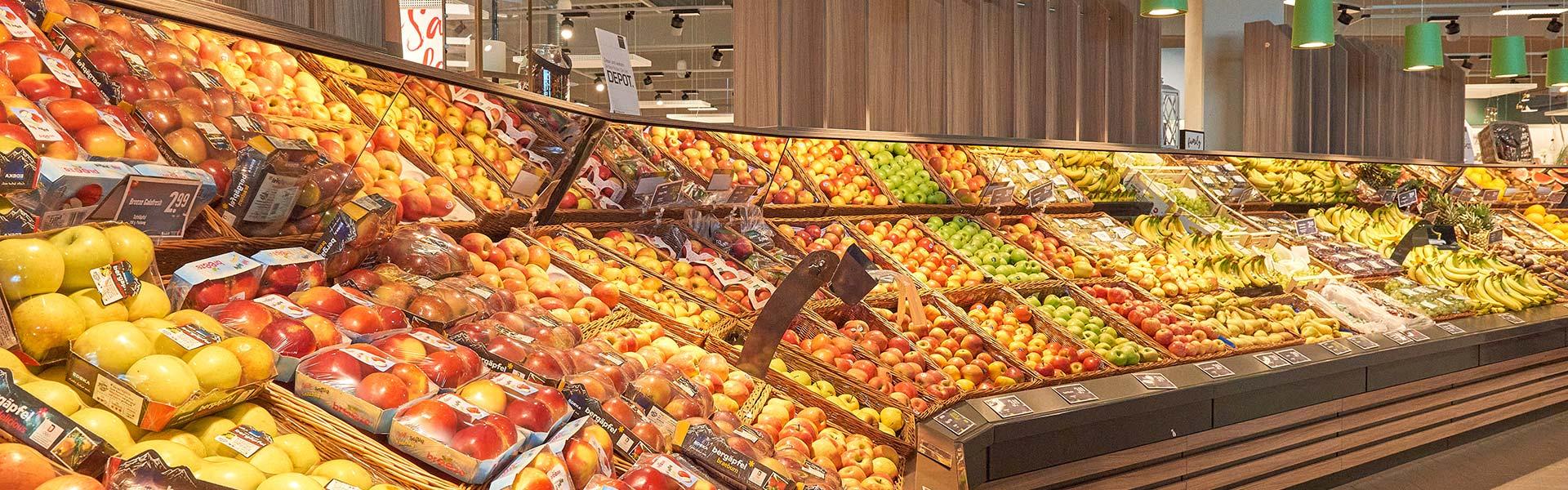 Frisches Obst in Ihrem EDEKA Markt in Haiger